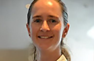 Welcome Dr Kelly McKelvey