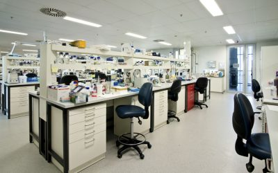 Bill Walsh Cancer Research Laboratory. Image Gallery