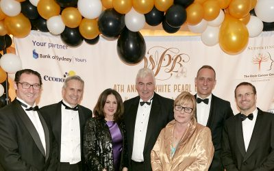 White Pearl Ball 2018. Image Gallery