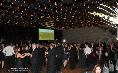 White Pearl Ball 2015. Image Gallery