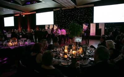 White Pearl Ball 2017. Image Gallery